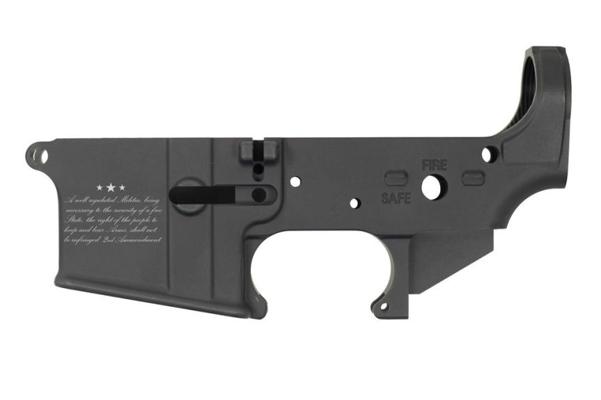 diamond back firearms ar15 stripped lower receiver limited edition ar15 zombie outbreak response team lower 2nd amendment lower ar15 2nd amendment. 2