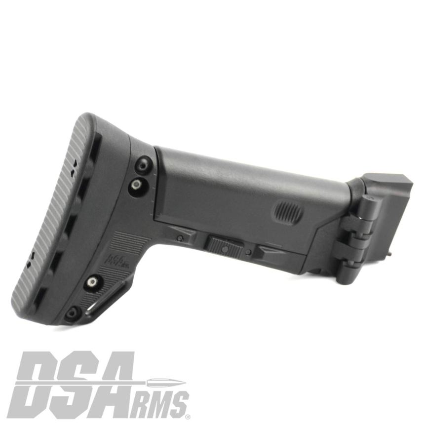 ds arms 090P-BRS-A SA58 FAL Fully Adjustable PARA B.R.S. - Battle Rifle Stock fal para stock conversion 3