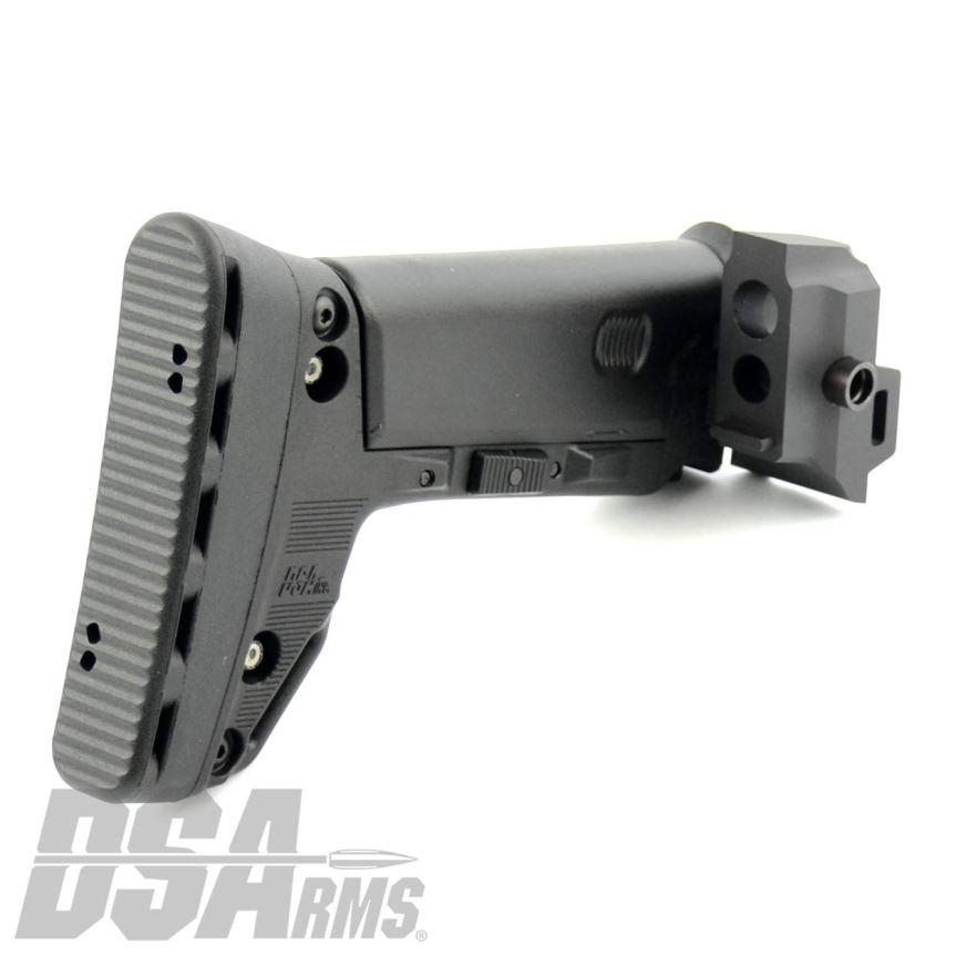ds arms 090P-BRS-A SA58 FAL Fully Adjustable PARA B.R.S. - Battle Rifle Stock fal para stock conversion 8