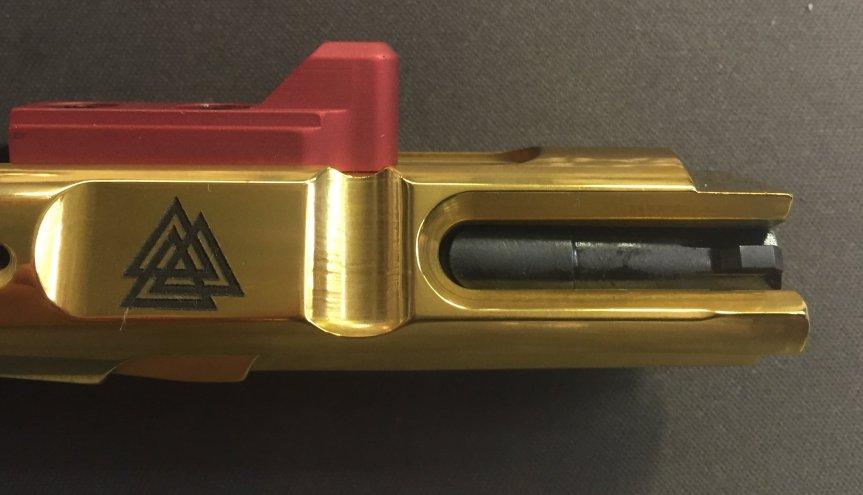 iron city rifle works redmowhak 9mm bolt carrier tin pistol caliber carbine 2