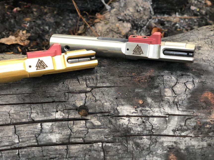iron city rifle works redmowhak 9mm bolt carrier tin pistol caliber carbine 3