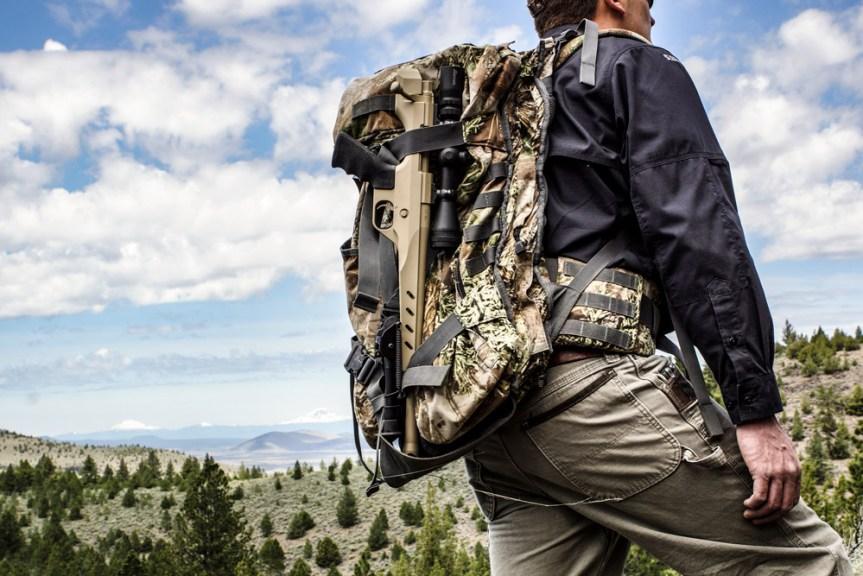 nosler hunting handgun nosler model 48 nosler custom handgun m48 NCH 2