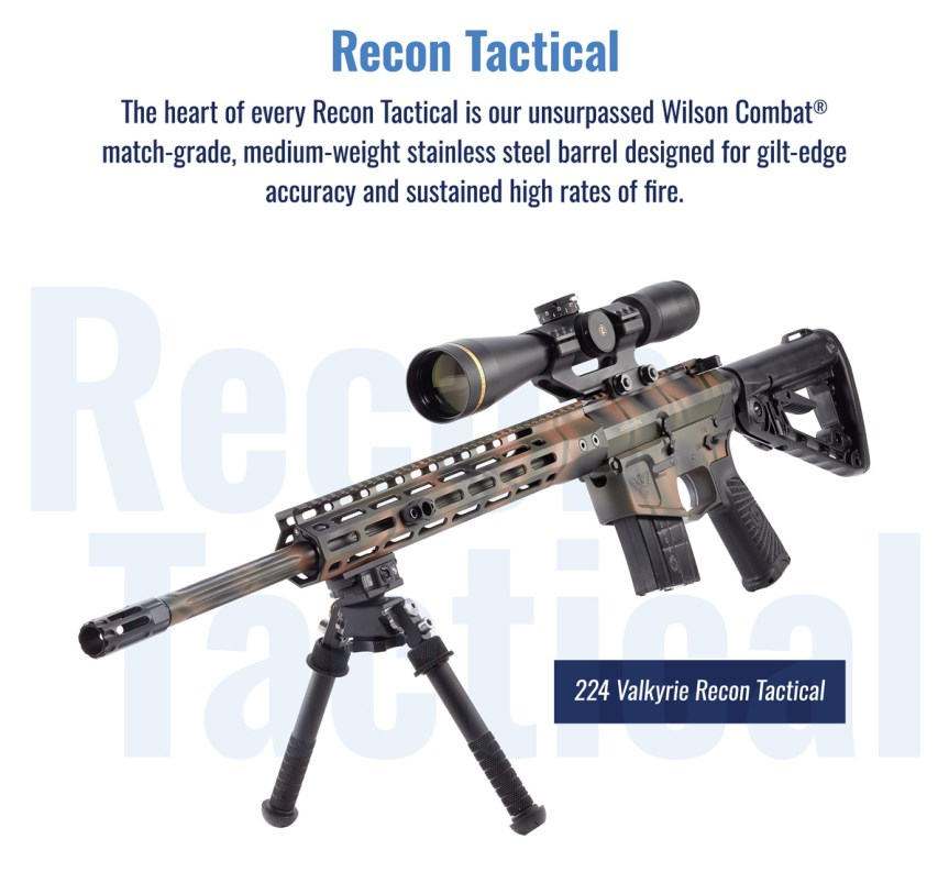 RIFLE1581 RIFLE1584 RIFLE1585 wilson combat recon tactical 224 valkyrie super sniper 224 valkyrie 6