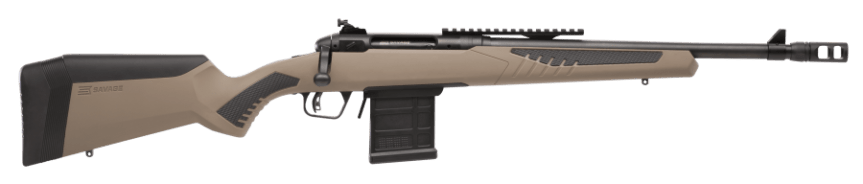 savage firearms savage 110 scout rifle 3