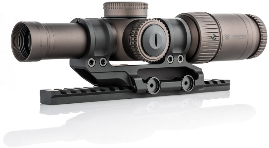 scalaworks leap scope mount sw07xx lightest scope mount for the ar15. 3 gun scope mount 1