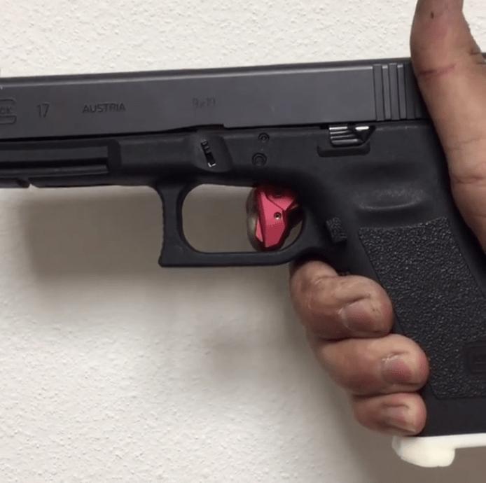 strike industries flat glock trigger 1