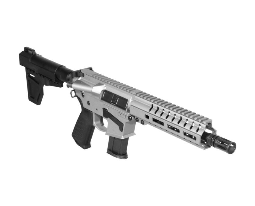 cmmg mk57 five seven rifle 5 7 ar pistol fn mag fed ar15 57A18CD 57A2482 57A245C 57A1896 9