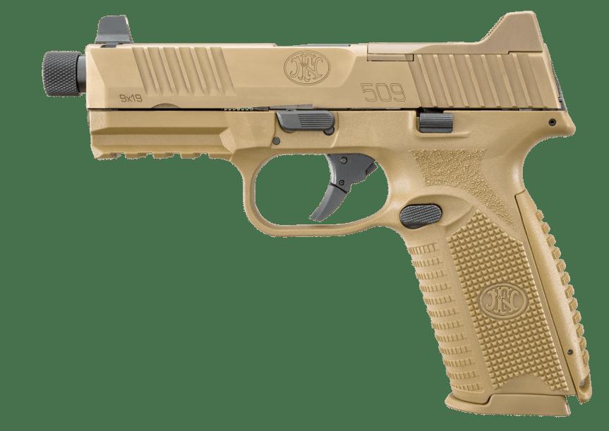 fn american fn509 tactical 509 tactical 5