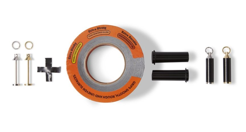 GEARWARD keychain duct tape edc duct tape 010
