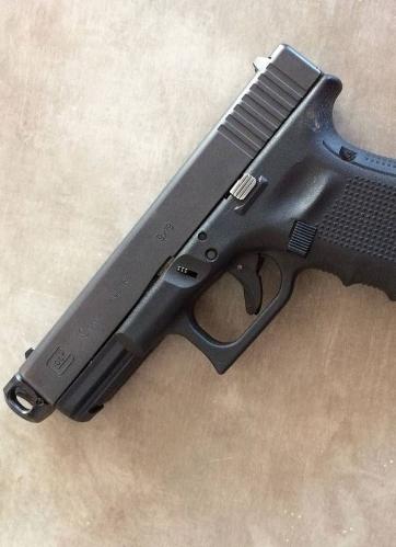 mayhem sydicate carry compensator system glock compensator for carrying a pistol small glock comp glock 19 custom glock 17 glock 26 gen 5 glock 7