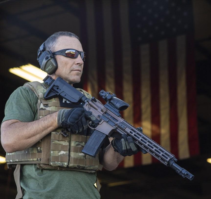 primary weapon system mk114 alpha rifle pws alpha rifles long stroke piston ar15 2