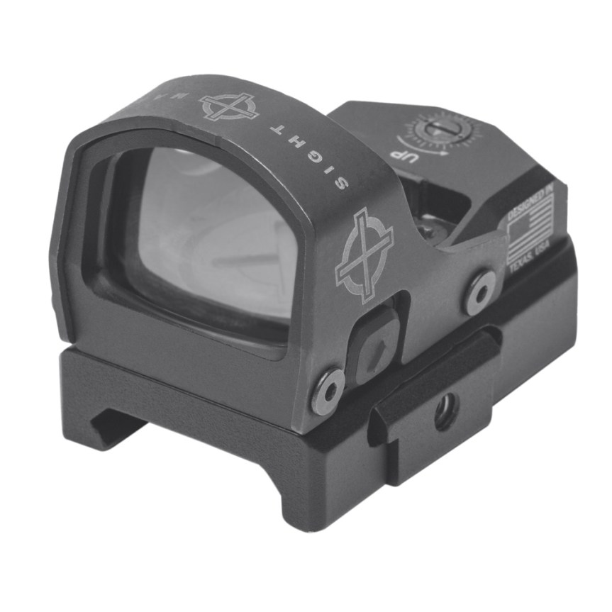 sight mark MINI SHOT M spec fms pistol red dot rmr red dot sm26043 9