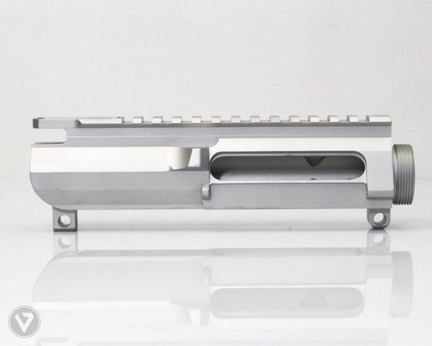 VALKYRIE DYNAMICS stripped AR15 UPPER RECEIVER custom billet receiver 6
