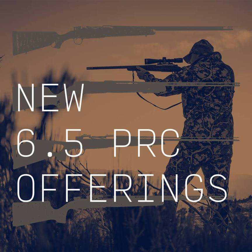 Christensen arms 6.5 prc rifles precision rifle sniper 2