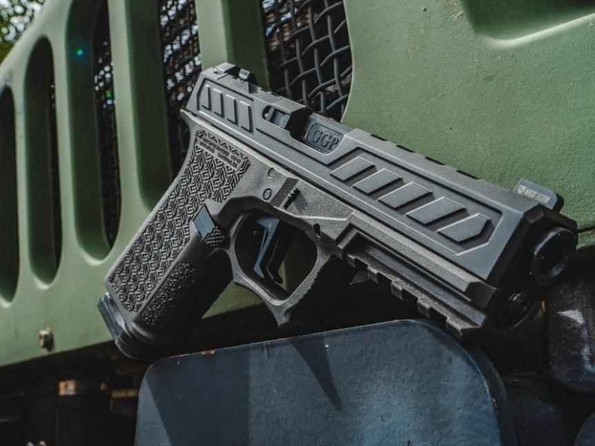 grey ghost precision ggp-cp compact pistol custom glock gucci glock tactical pistol 6.jpg
