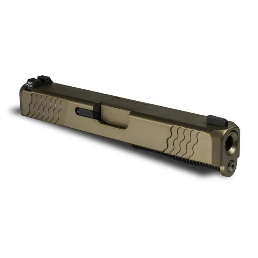 lone wolf distributors grey man glock pistol concealed glock survival prepper 9mm AW-Grey Man 6