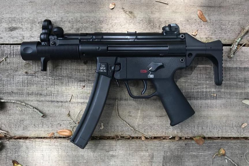 safety harbor firearms mp5k kompact entry stock kes tailhook mp5 telescoping stock mp5sd pdw 9mm 1