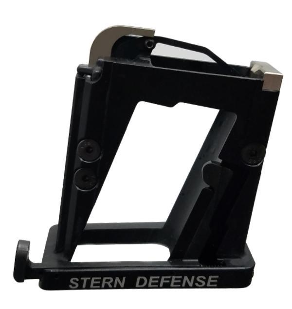 stern deffense magazine adapter ar15 pistol conversion 45acp arpistl ar45 adapter glock mags 3