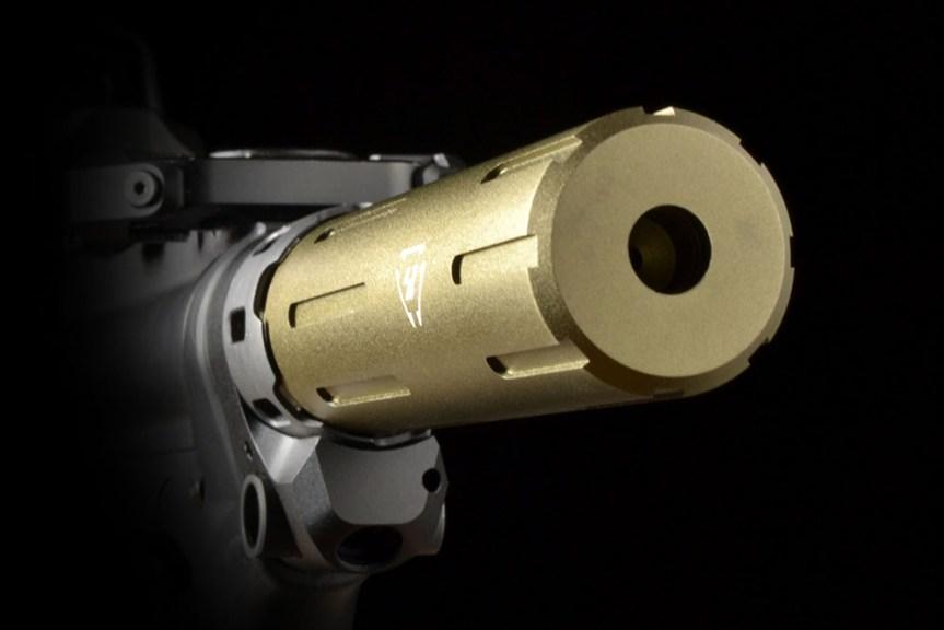 strike industries pistol buffer tube ar15 buffer tube ar-15 receiver extenstion shortest buffer tube for sbr black rifle 3
