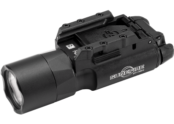 surefire x300u 1000lumen tactical light pistol light tactical pistol light black rifle light 084871319065 4