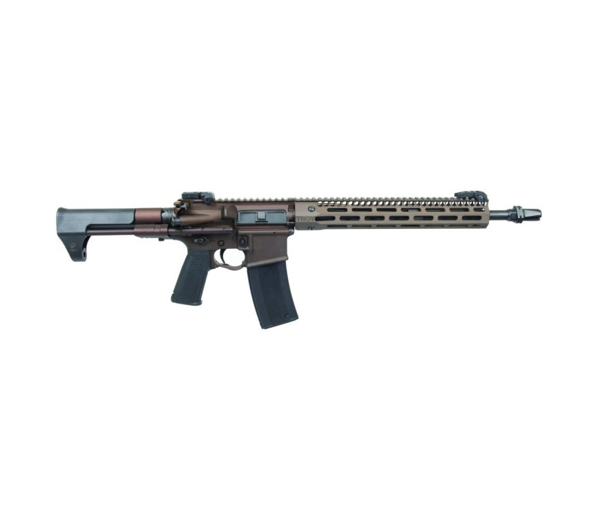troy industries SOCC carbine special operations compatible carbine special forces tactical ar15 black rifle 3