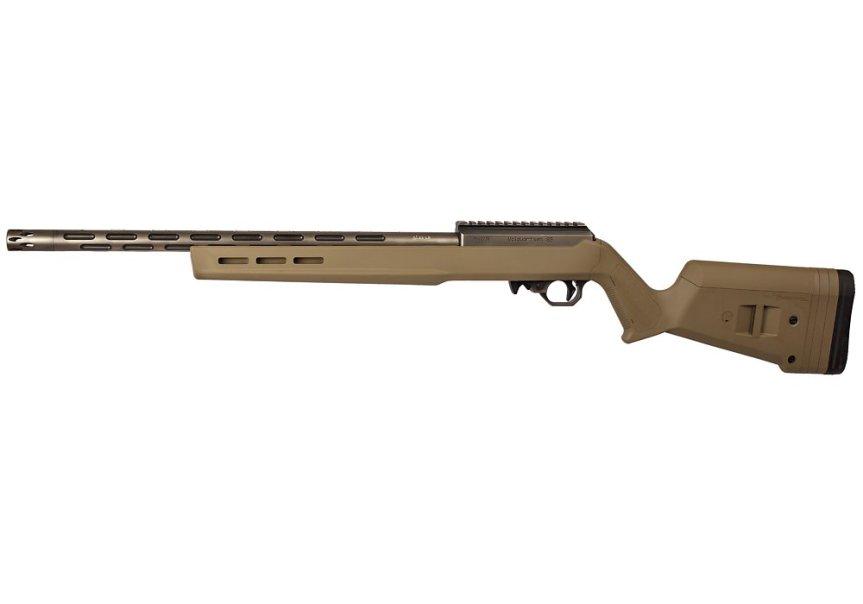 volquartsen battle worn rifle 22lr target rifle sniper 22lr 2