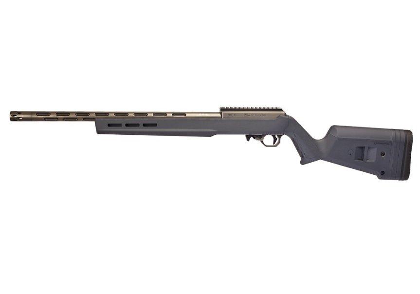 volquartsen battle worn rifle 22lr target rifle sniper 22lr 3