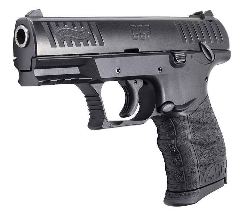 walther arms 5080500 5080501 ccp m2 concealed pistol gas piston 9mm handgun ccw light recoil 3