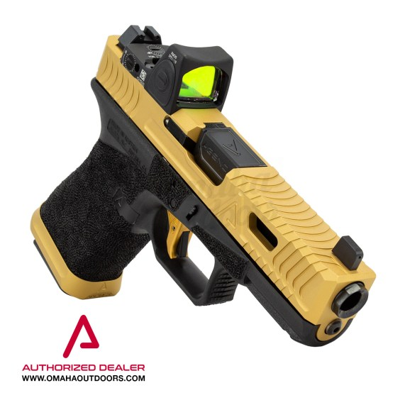 agency arms cipher slides glock 19 cipher cypher glock omaha outdoors custom glock cipher gen 3 glock attackcopter G19-G3-CIPHER-GOLD-RM06 G19-G3-CIPHER 1