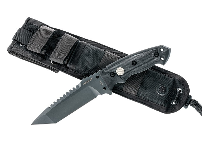 hogue knife sig sauer knives sig EX-F01 fixed blade tanto knife tactical blades attackcopter 37122 1