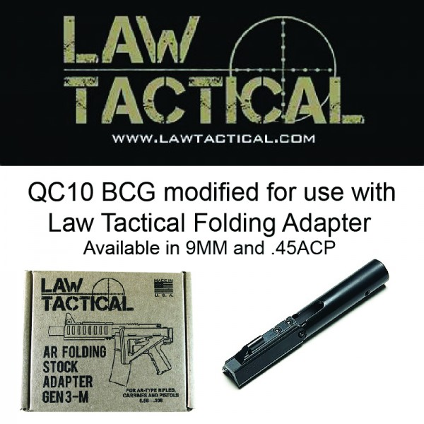 Quarter circle 10 9mm bolt ar pcc 9mm law tactical folding stock 9mm attackcopter black rifle ar15 1