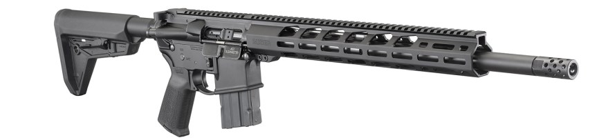 ruger ar-556 mpr 450 bushmaster ar15 model 8522 black rifle tactical gun blog firearmblog ar15 blog attackcopter 2