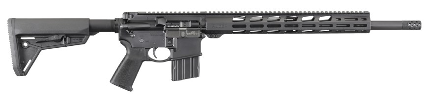 ruger ar-556 mpr 450 bushmaster ar15 model 8522 black rifle tactical gun blog firearmblog ar15 blog attackcopter 3