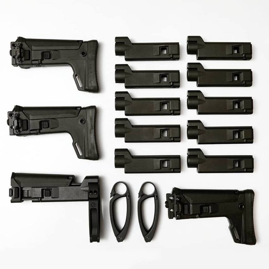 dan haga designs. tailhook adapter for acr gunblog firearmblog attackcopter; black rifle; ar15 ak47 ar47;40sw 9mm; pewpewpew 1