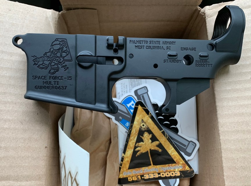 palmetto state armory stripped lower receiver space force; tactical; attackcopter; firearm blog; gun rag 5165449594; 40sw; ar-15 ; ak47 tactical 3.jpeg