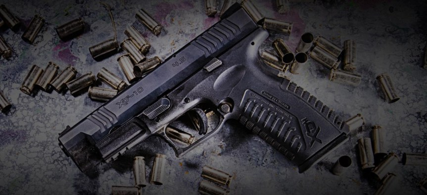 springfield armory xdm 10mm tactical XDM94510BHCE firearmblog XDM952510BHCE tactical gunblog attackcopter 40sw 9mm black rifle conceal pistol 9