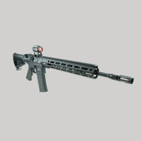 crimson trace cts-1000 compact red dot 2moa carbine optic for your rifle
