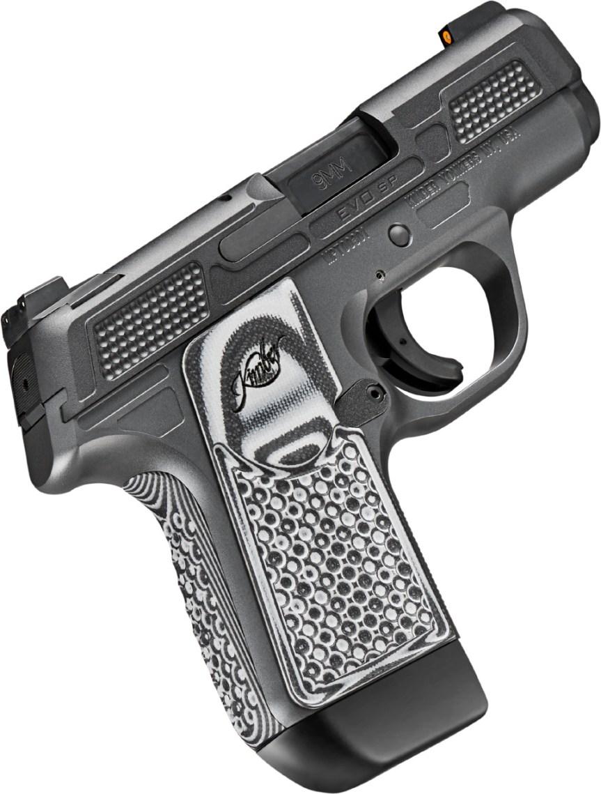 Kimber evo sp 9mm pistol kimber striker firered pistol kimber self defense 10