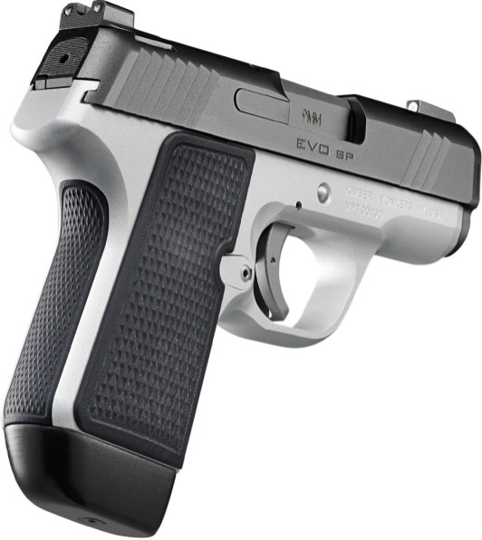 Kimber evo sp 9mm pistol kimber striker firered pistol kimber self defense