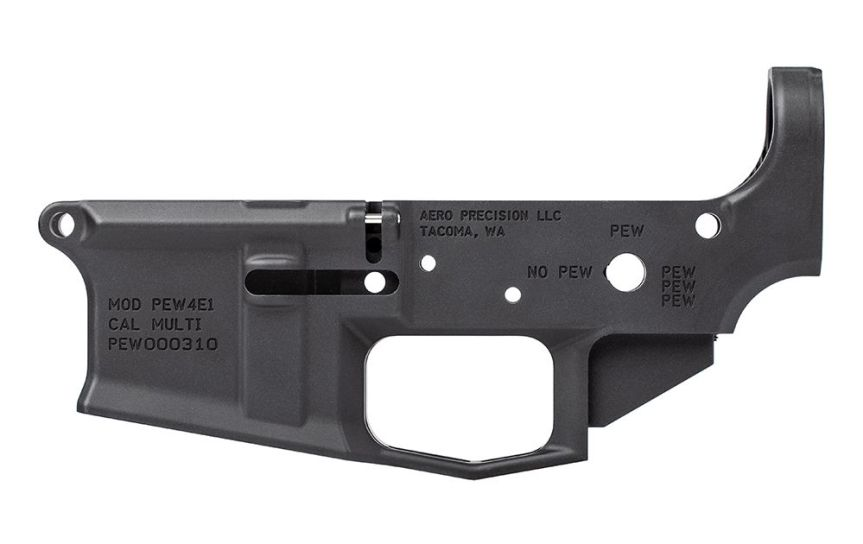 aero precision special edition pew m4e1 stripped lowers for the AR15  3.jpg