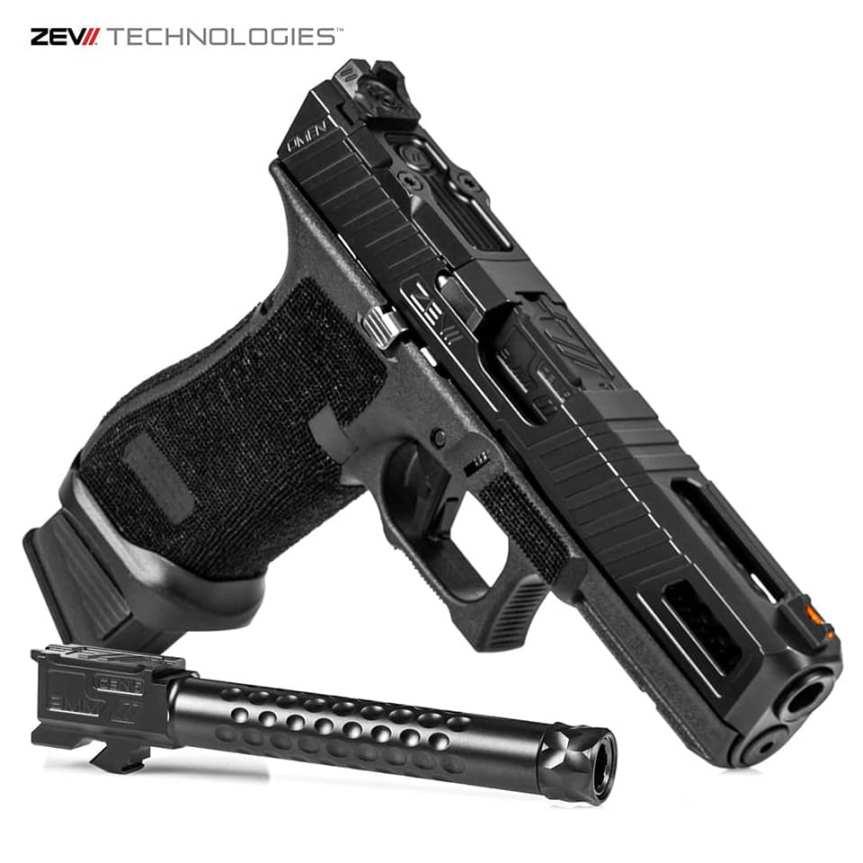 zev technologies glock 17 gen 5 threaded barrel match grade gen 5 barrels BBL-17-V2-5G-DLC 3.jpg