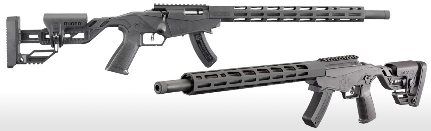 ruger precision rimfire rifle chamebered in 22 magnum 17 hmr ruger sniper rifle 1