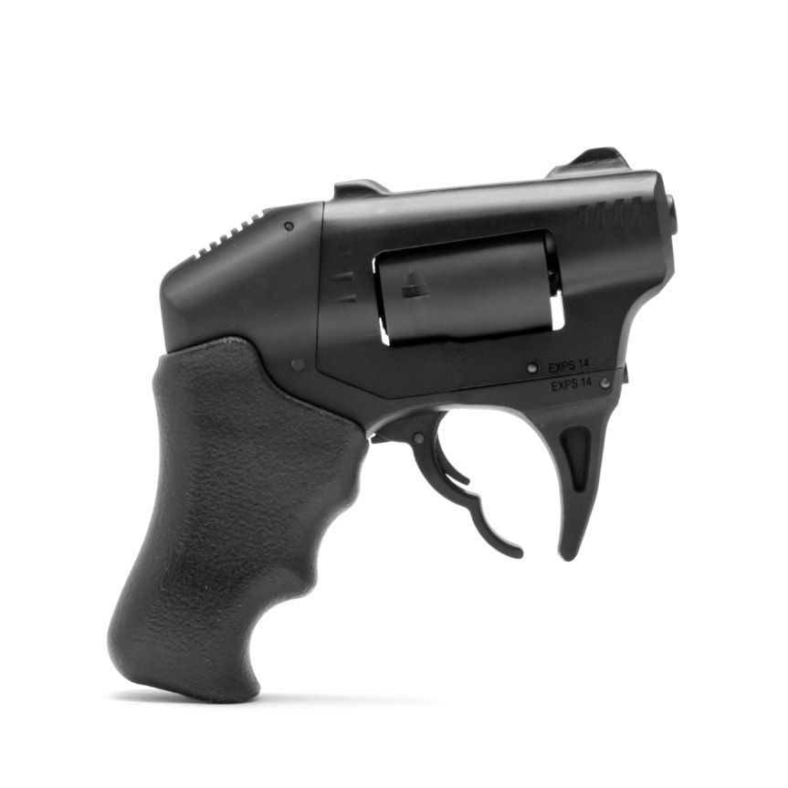 standard manufacturing s333 volley fire double barrel revolver 22mag revolver 8 rounds  1.jpg