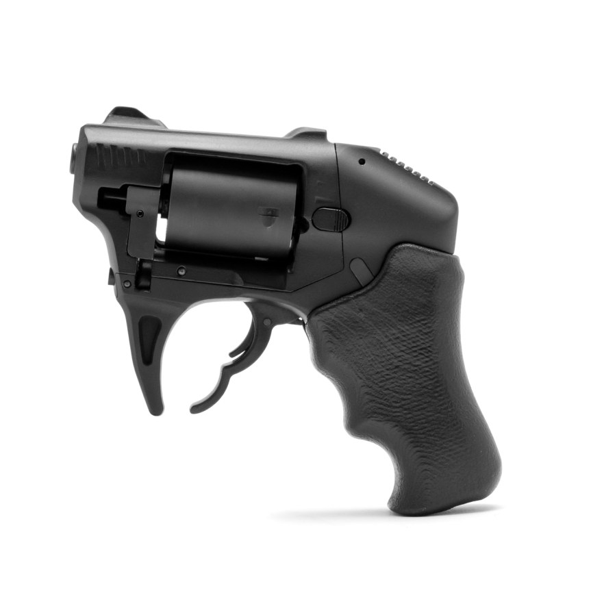 standard manufacturing s333 volley fire double barrel revolver 22mag revolver 8 rounds 2