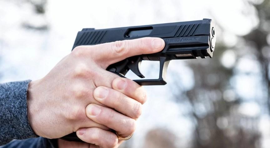 taurus usa striker fired 22lr tx22 pistol new taurus pistol in 22 striker fired  2.jpg