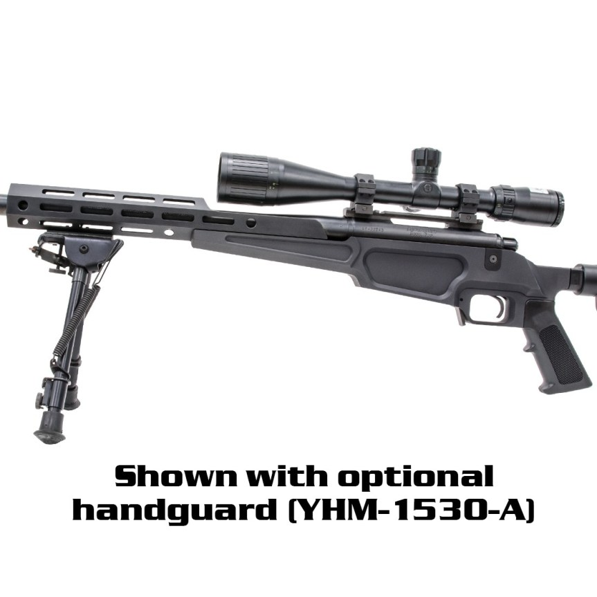 yankee hill machine yhm marc chassis for remington long action sniper rifle a2 stock sniper 2.jpg
