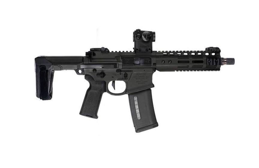 noveske rifleworks m4-pdw pistol ar15 pistol noveske barrel q honey badger stock brace q honey badger pistol. 3