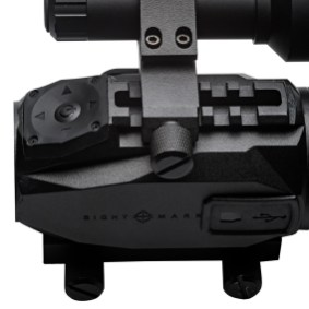 sightmark 4-32x50mm wraith digital riflescope SM18011 4