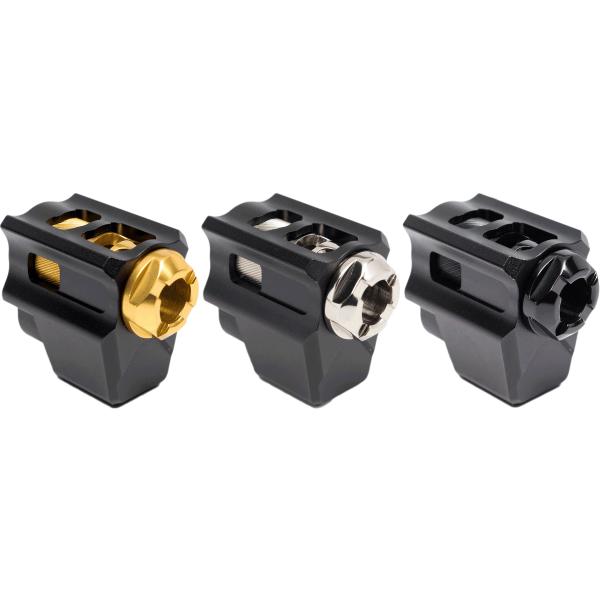 tyrant designs cnc glock t-comp glock gen 5 compensator 9mm guccie glock tactical comp 1.png
