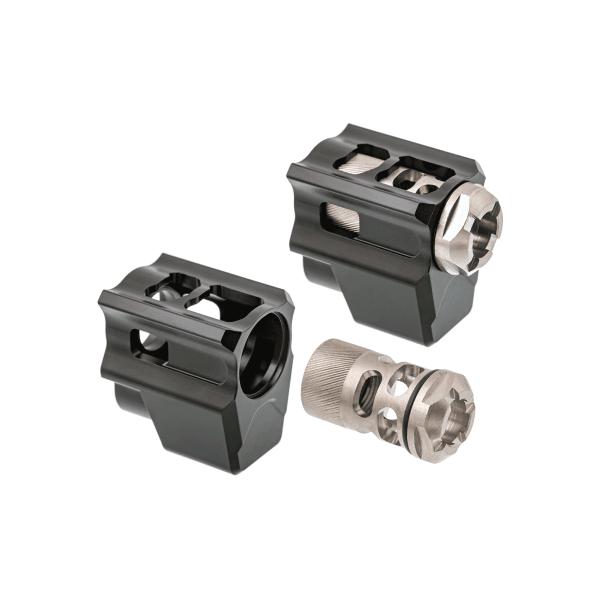 tyrant designs cnc glock t-comp glock gen 5 compensator 9mm guccie glock tactical comp a.png
